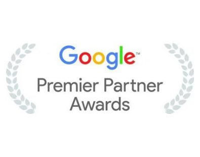google premier partner awards logo